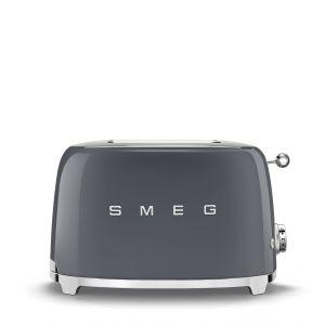 Smeg 50's Style 2-slice Toaster - TSF01GREU/SA