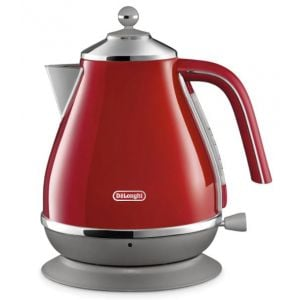DeLonghi  Icona Red Kettle - CTOC4003