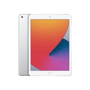 """Apple iPad 10.2"""" 8th Gen Wi-Fi 32GB (Silver) - MYLA2HC/A"""