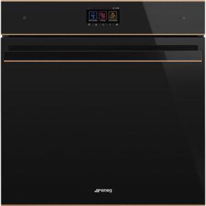 Smeg 60Cm Dolce Novo Black Oven- SFP6604WTPNR