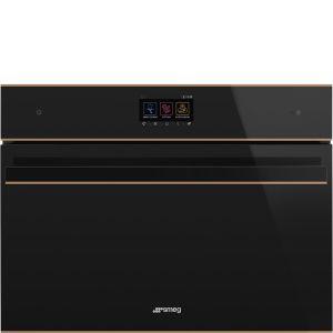 Smeg 60cm Dolce Novo Combi Microwave Oven - SF4604WMCNR