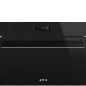 Smeg 50Lt Dolce Novo Steam Oven - SF4604WVCPNX