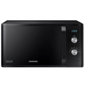 Samsung 23L Solo Black Microwave - MS23K3614AK/FA