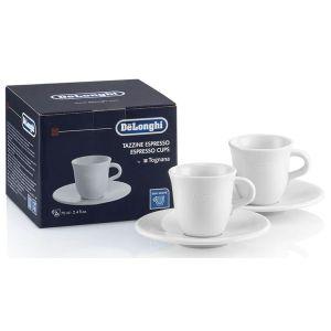 Delonghi PorcelainEspresso Cups - DLSC308