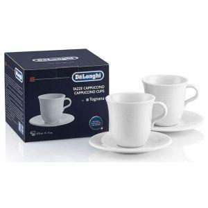 Delonghi  Porcelain Cappuccino Cups - DLSC309