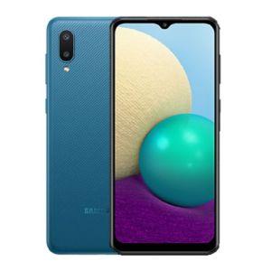 Samsung Galaxy A02 32GB Dual Sim (Blue) - SM-A022FZBBAFA