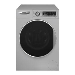 Smeg 9kg Washing Machine (Silver)- WM3T94SSA