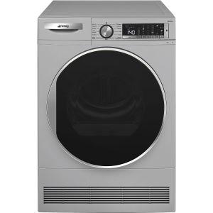 Smeg 8kg Silver Tumble Dryer - D3T8SSA