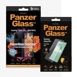 PanzerGlass Samsung S20+ Anti-Bacterial Protection Bundle