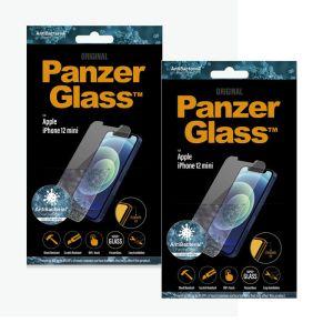 PanzerGlass iPhone 12 Mini Anti-Bacterial Protection Bundle