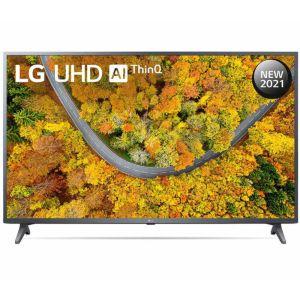 "LG 165cm (65"") UP7500 4K UHD Smart AI ThinQ TV - 65UP7500PVG"