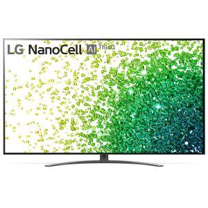 """LG 139cm (55"""") Premium Nanocell 86 Series 4K UHD Smart AI TV - 55NANO86VPA"""