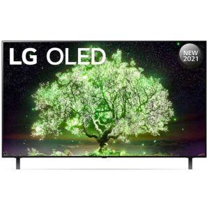 """LG 139cm (55"""") A1 4K Self-Lit OLED Smart ThinQ TV - OLED55A1PVA"""