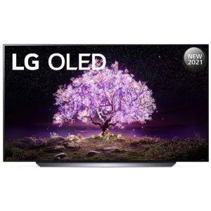 "LG 139cm (55"") C1 4K Self-Lit OLED AI ThinQ TV - OLED55C1PVB"