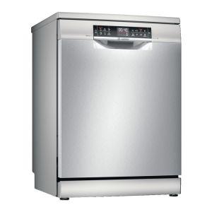 Bosch 60cm Freestanding Dishwasher Silver-inox - SMS6HMI03Z