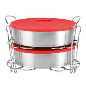 Instant Pot 7-Piece Cook, Bake & Steam Accessory Set - 5252102