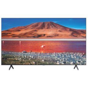 """Samsung 50"""" UHD 4K TV - UA50AU7000KXXA"""