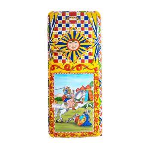 Smeg Dolce & Gabbana Retro Art Fridge - FAB28R-DG