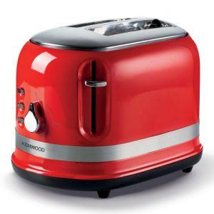 Kenwood Moderna Red 2-Slice Toaster - TCM55.000RD
