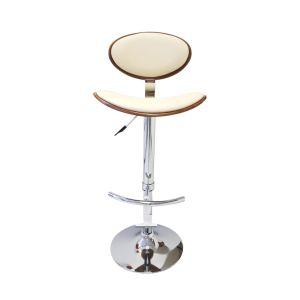 Denise Polywood Cream Bar Stool - JY-1009