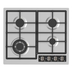 Falco 60CM Stainless Steel Gas Hob - FAL-SSGH-60