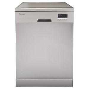 Hisense 13Pl Stainless Steel Dishwasher - H13DESS