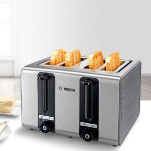 Bosch - Toaster Graphite - TAT7S45 + FREE Klein toy toaster.
