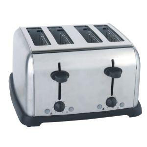 Sunbeam 4 Slice Stainless Steel Toaster - SCCT-400