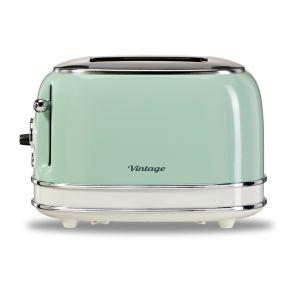 Kenwood Vintage Green 2-Slice Toaster - TCM35.000GR
