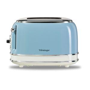 Kenwood Vintage Blue 2-Slice Toaster - TCM35.000BL