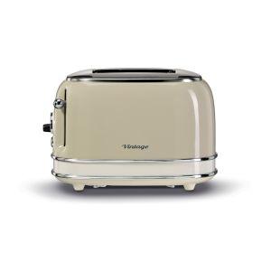 Kenwood Vintage Beige 2-Slice Toaster - TCM35.000BG