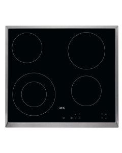 AEG 60cm Touch Control Ceramic Hob - HK624010XB