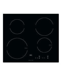 AEG 60cm Black Induction Hob - HK604200IB