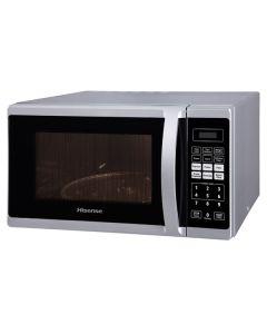 Hisense 28L Silver Microwave - H28MOMME