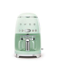 Smeg Retro Pastel Green Drip Filter Coffee Machine - DCF02PGSA
