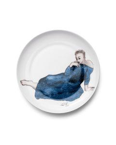 Carrol Boyes Dinner Plate Set of 4 - Enticing - OB-DP-ENC-5