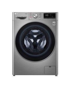 LG 10.5kg Silver Washing Machine - F4V5RYP2T