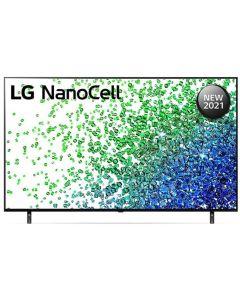 "LG 139cm (55"") Nanocell 80 Series 4K UHD Smart AI ThinQ TV - 55NANO80VPA"