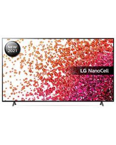 "LG 218cm (86"") Nanocell 4K UHD Smart AI ThinQ TV - 86NANO75VPA"