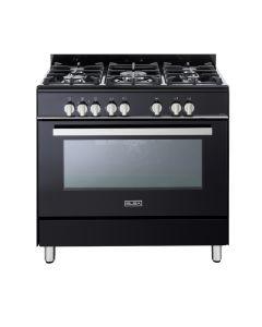 Elba Classic 90CM 5 Burner Cooker - 01/9CX827B1