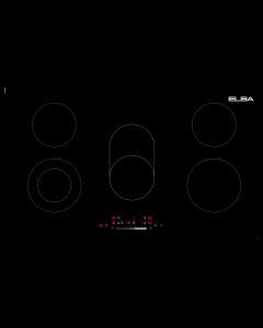 Elba 90cm 5 burner Ceran Hob - 02/LT5-02